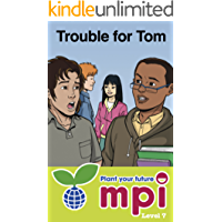 Trouble for Tom (Building Blocks Library Level 7 Book 1) (English Edition)