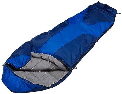 Deuter Orbit +5° L Saco de Dormir, Unisex, Azul (Cobalt/