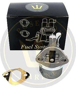 Bomba de combustible para VOLVO Penta MD19 MD21 MD29 MD32 Ro: 858459 826550 818445: Amazon.es: Deportes y aire libre