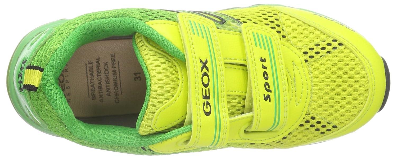Geox Android Boy C, Zapatillas Para Niños: Amazon.es: Zapatos y complementos