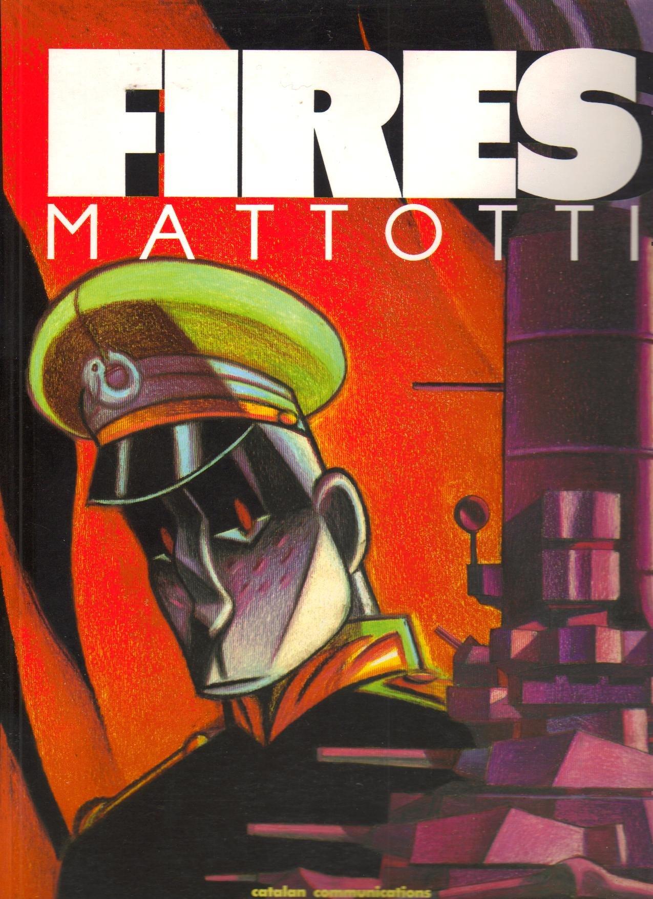 Fires, Lorenzo Mattotti