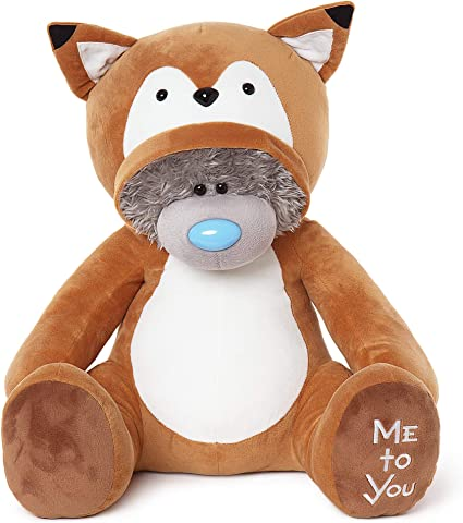 Me To You Free Shipping! Tatty Teddy Dressed As Pug
