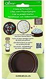 Clover #4120 Create-a-Pincushion Kit, Brown