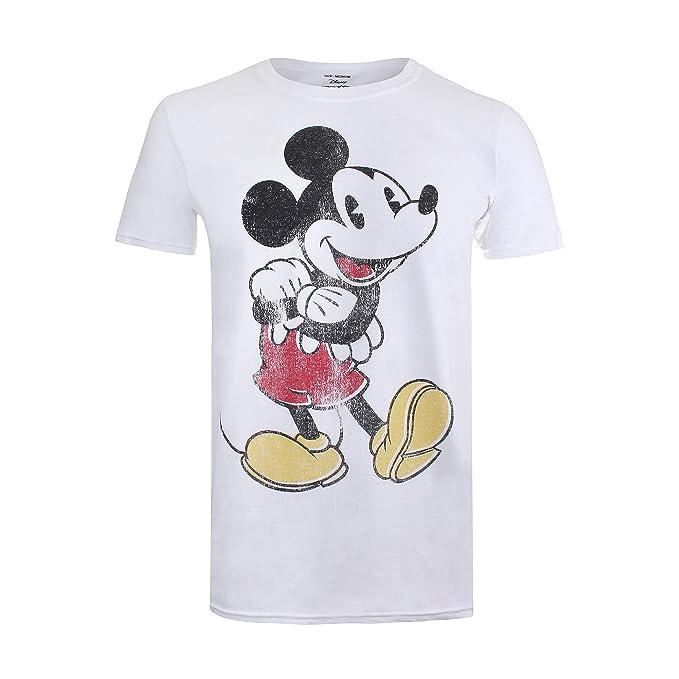 Vintage UomoAmazon MickeyT itAbbigliamento Disney Shirt nOP0kw