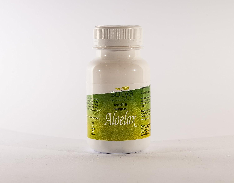 SOTYA - SOTYA Aloelax 60 comprimidos 600mg: Amazon.es: Salud y cuidado personal