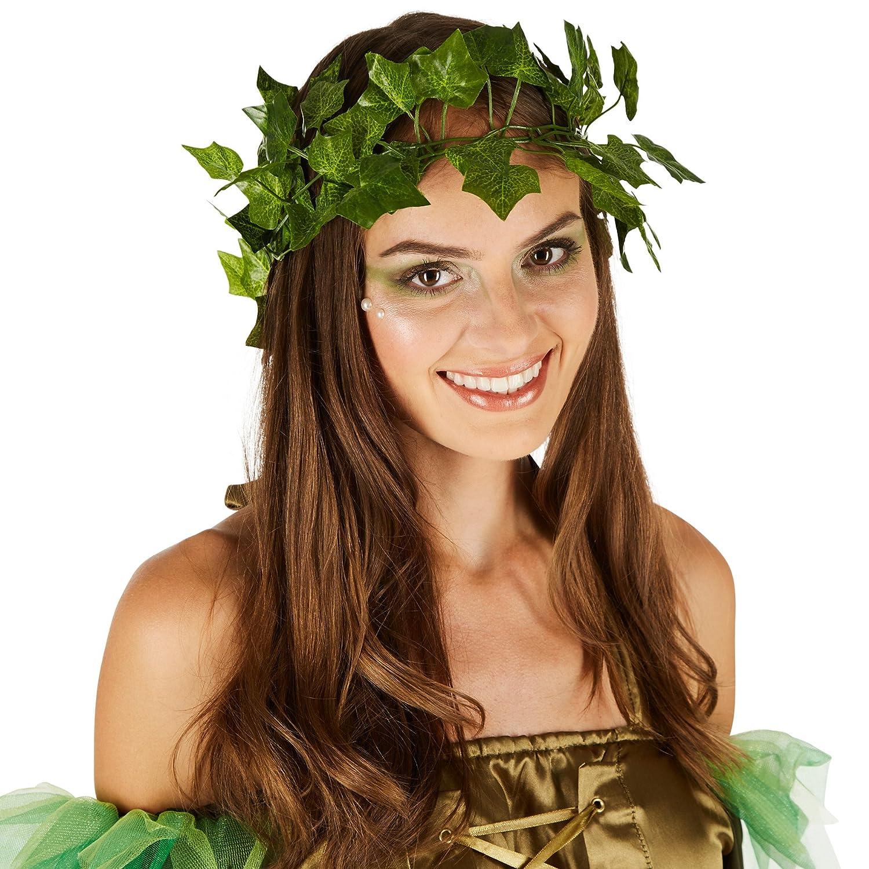 TecTake dressforfun Disfraz de Hada del Bosque para Mujer ...