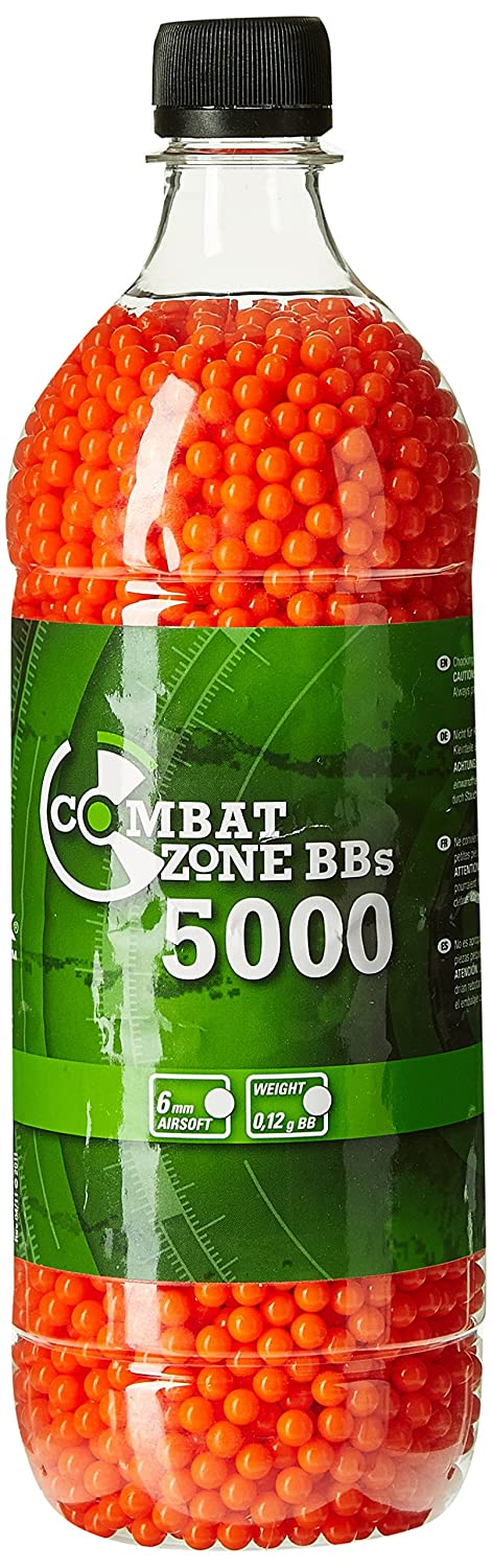 Combat Zone Basic Selection Airsoft Munition Flasche