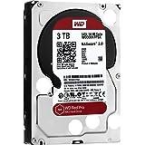 "WD Red Pro 3.5"" Disque dur interne pour NAS 8 à 16 baies 3 To 7200 RPM 64 Mo SATA 6Gb/s (WD3001FFSX - bulk)"