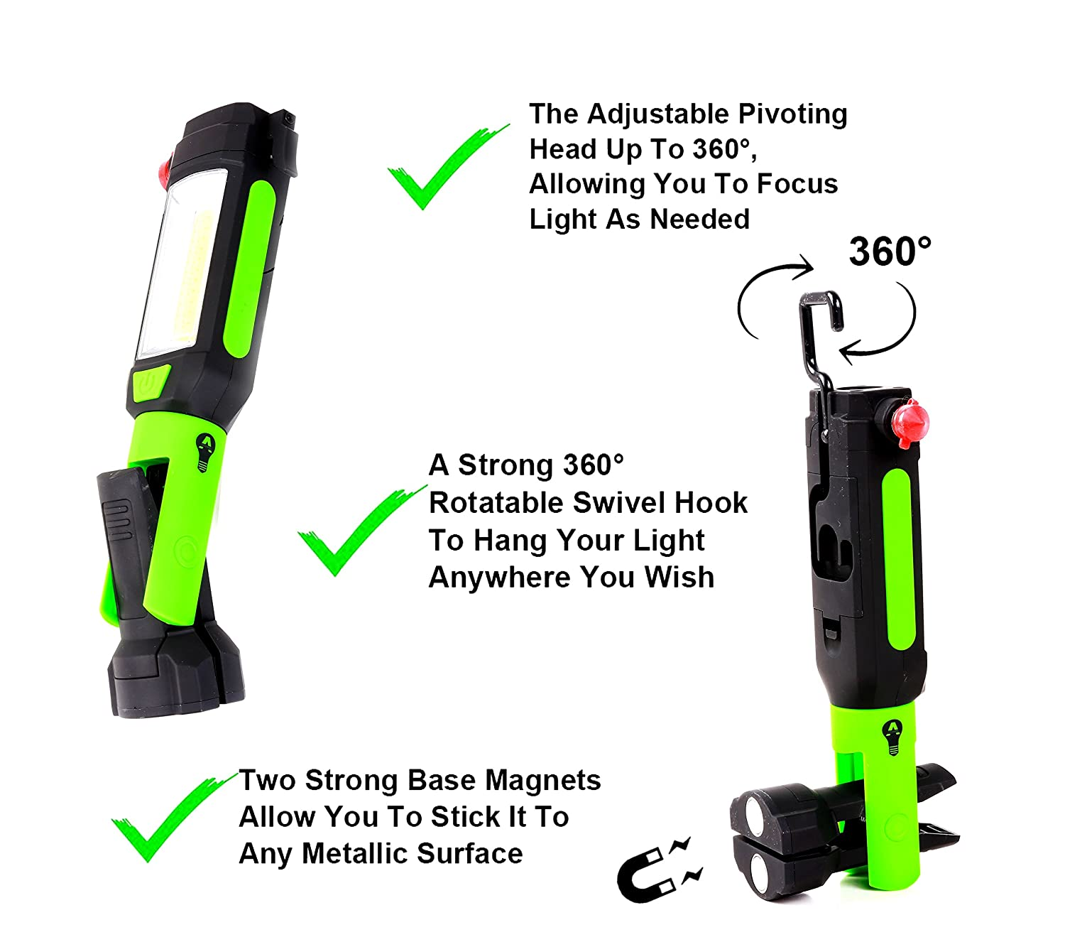 Car Safety Hammer Life Saving Survival Kit Batteries Included 【2019 New Version】Lifesaver Emergency Car LED Flashlight Emergency Escape Tool with Car Window Breaker and Seat Belt Cutter
