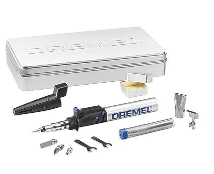 Dremel 2000 – 01 Versa Tip Precision Butane Sold Anillo Torch by Dremel