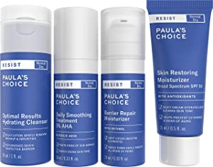 Paula's Choice RESIST Travel Kit for Normal to Dry Skin