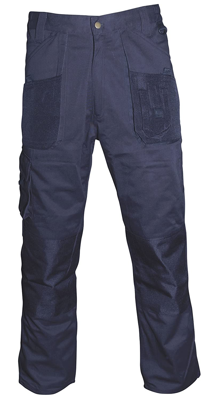 Blackrock Men's Navy Workman Long Length Trousers
