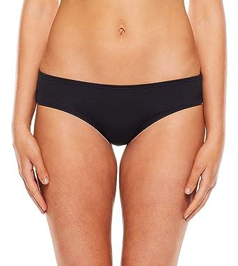 20672a1134 Amazon.com  Vince Camuto Womens Sea scallops Shirred Smooth Fit Cheeky Bikini  Bottoms  Clothing