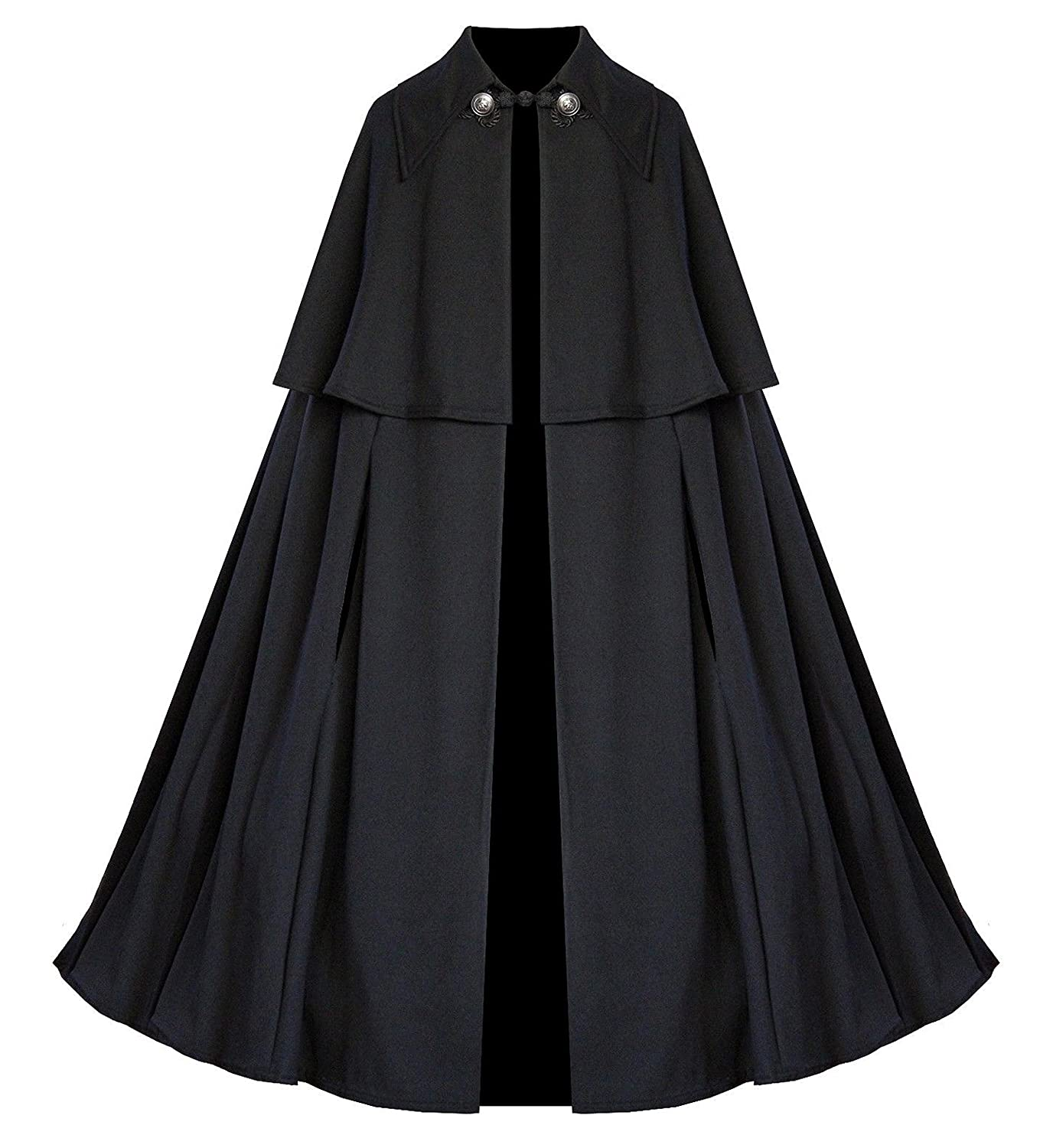 593bb3afae9 Ladies Medieval Renaissance Cloaks | Deluxe Theatrical Quality Adult ...