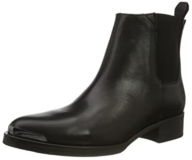 Womens Ls0133 Rubber Ankle Boots Liebeskind PQC3xp