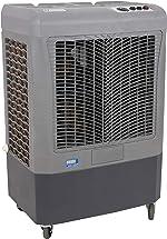 Hessaire MC37M Portable Evaporative Cooler, 3100 Cubic Feet per Minute, Cools