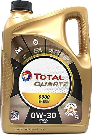 Total 0w 30 Quartz 9000 Energy 5 Liter 0w30 Motoröl Auto