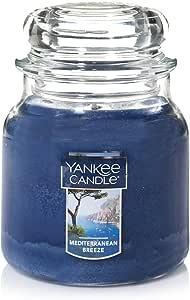 Yankee Candle Mediterranean Breeze Medium Jar Candle
