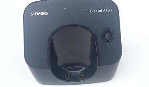 Estación base Siemens Gigaset A120: Amazon.es: Electrónica