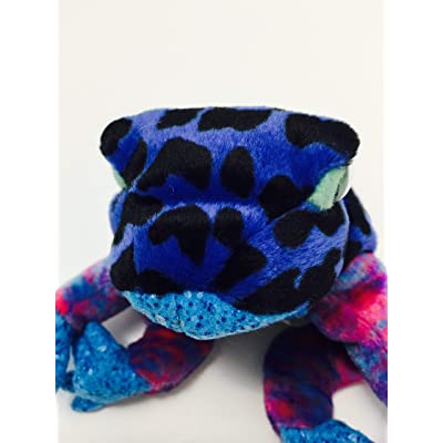 TY Beanie Baby - DART the Frog: Toys & Games
