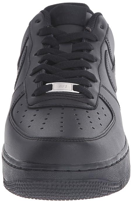 hot sale online 1c12f d075f Amazon.com   Nike Men s Air Force 1 Low Sneaker   Basketball