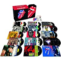 The Rolling Stones: Studio Albums Vinyl Collection 1971-2016 (15 Album / 20LP Vinyl Box)