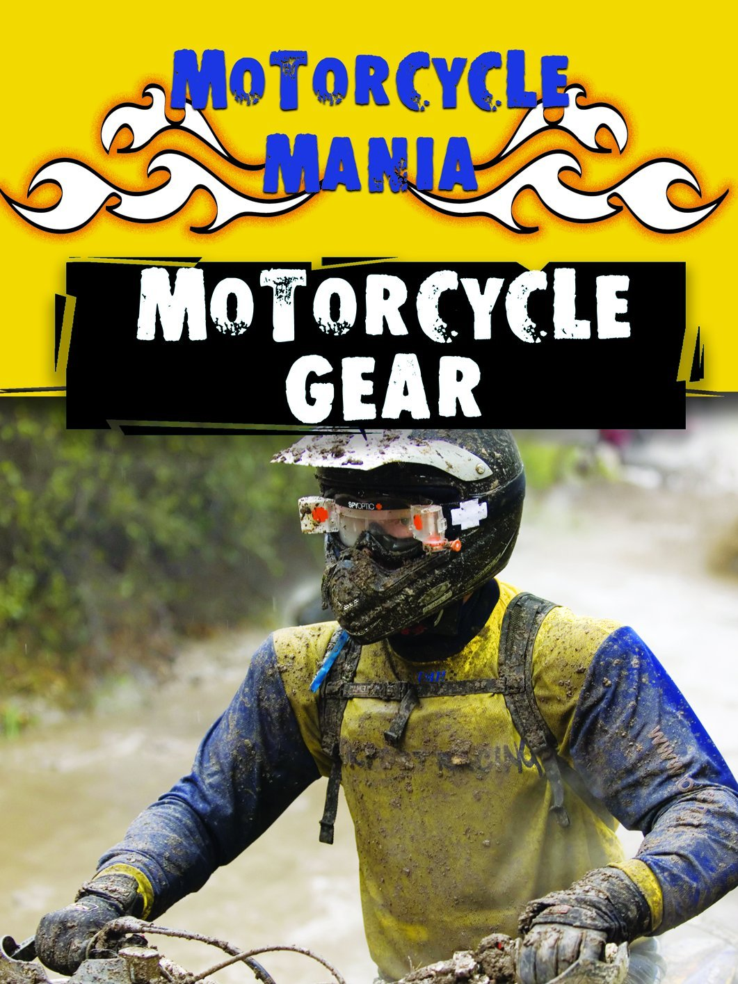 Motorcycle Gear (Motorcycle Mania) Hardcover – November 13, 2007 David Armentrout Patricia Armentrout Rourke Educational Media 1600445888