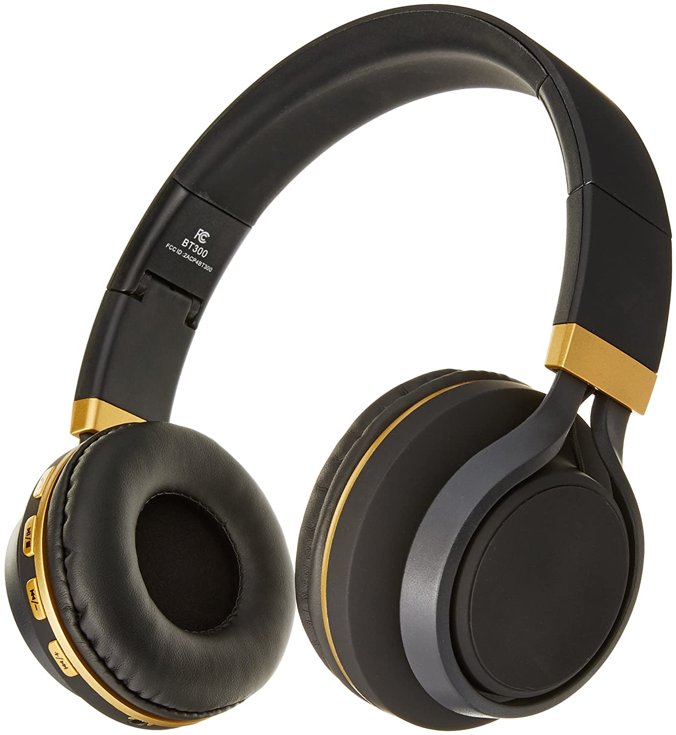 81DNC22l42L._SL1500_ amazon com sentry bluetooth stereo headphones with mic home  at gsmx.co