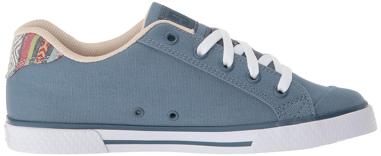 DC Women's Chelsea TX SE Sneaker B0758VK1KV 9 B B US|Blue/Blue/White