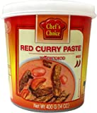 Chef's Choice Red Curry Paste - 14 ounces per jar