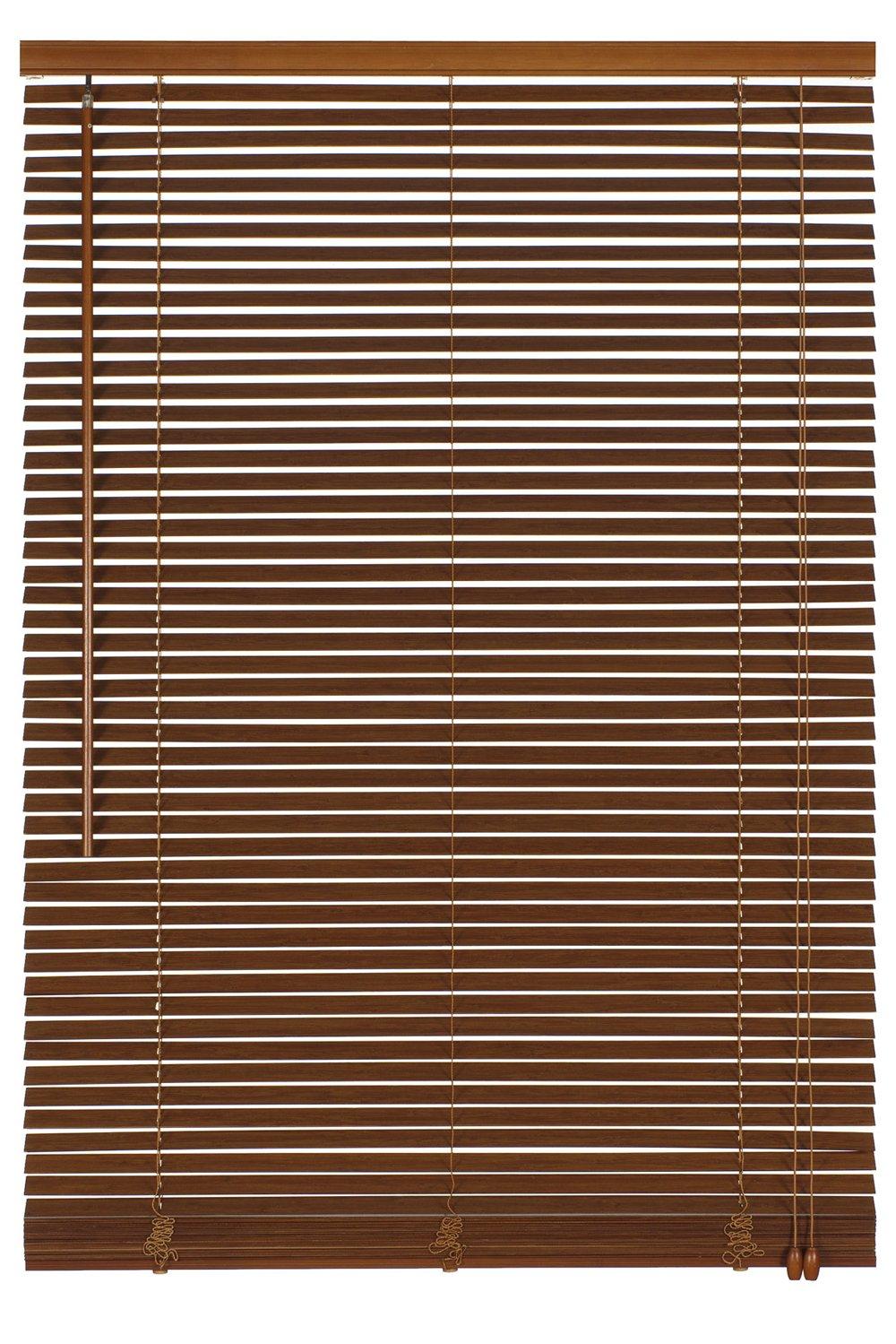 Interessant Amazon.de: Gardinia 10007732 Holz-Jalousie 25 mm, 100 x 160 cm, eiche LK02
