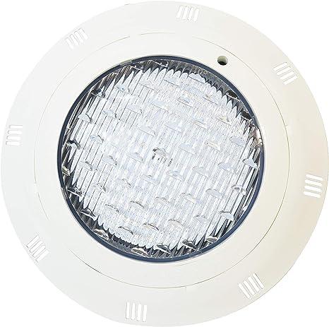 Foco de piscina LED 25W para superficie (Pared de piscina) 2250 ...