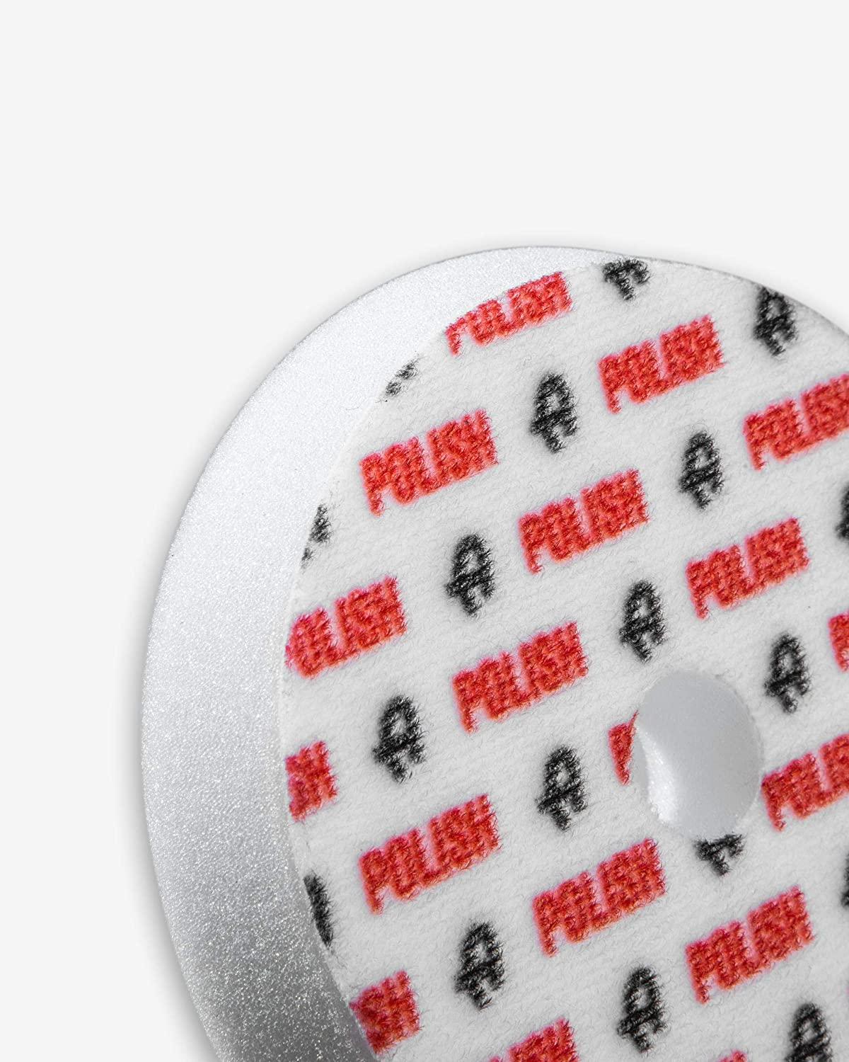 Color Coded to Match with Recommended Polishes or Compounds Adams 4 Premium Polisher Pads 2pk Expertly Designed to Make Polishing and Paint Correction Easier and Quicker White Finishing Pad