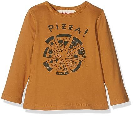 Girls Tee Pizza Sienna T-Shirt Nadadelazos Cheap Sale Marketable CedFmB