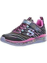 Skechers Girl's GO RUN 600-DAZZLE STRIDES Sneakers