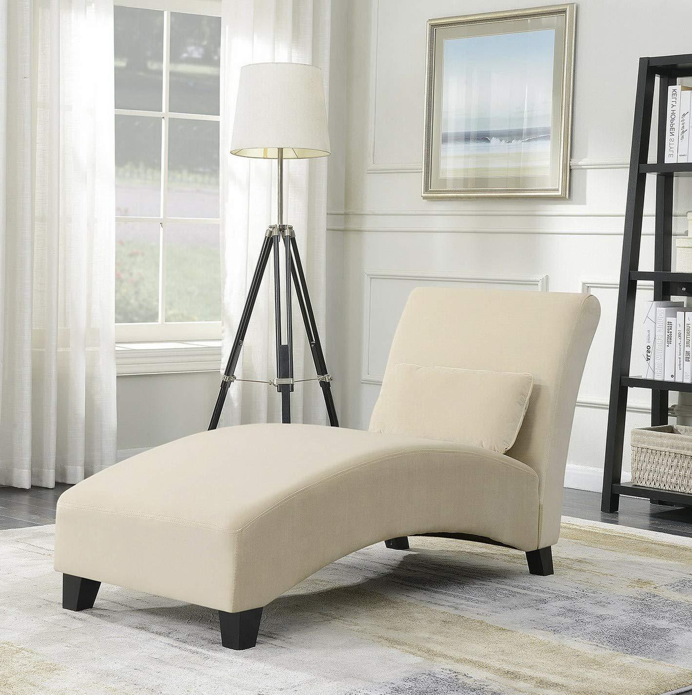 Amazon.com: Hebel Chaise Lounge Living Room Chair Modern ...