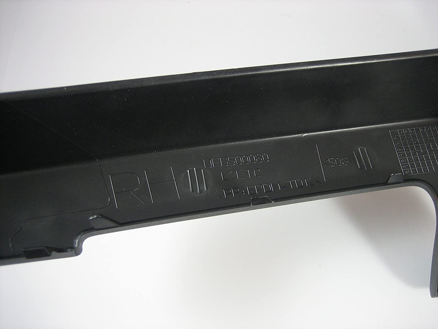 Genuine 2006-2009 Range Rover Passenger Side Right Front Bumper Valence