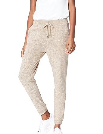 FIND Pantalón Jogger Extra Suave Para Mujer  Amazon.es  Ropa y accesorios 5ba998a0e25