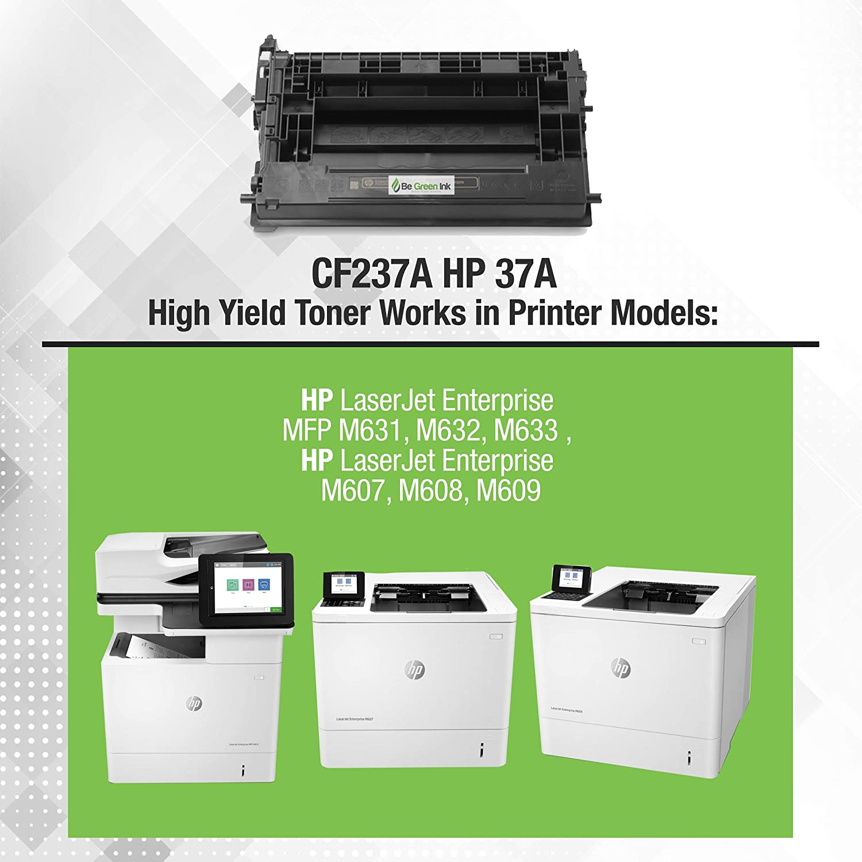 Amazon.com: Ser verde tinta 37 un cf237 a Compatible ...
