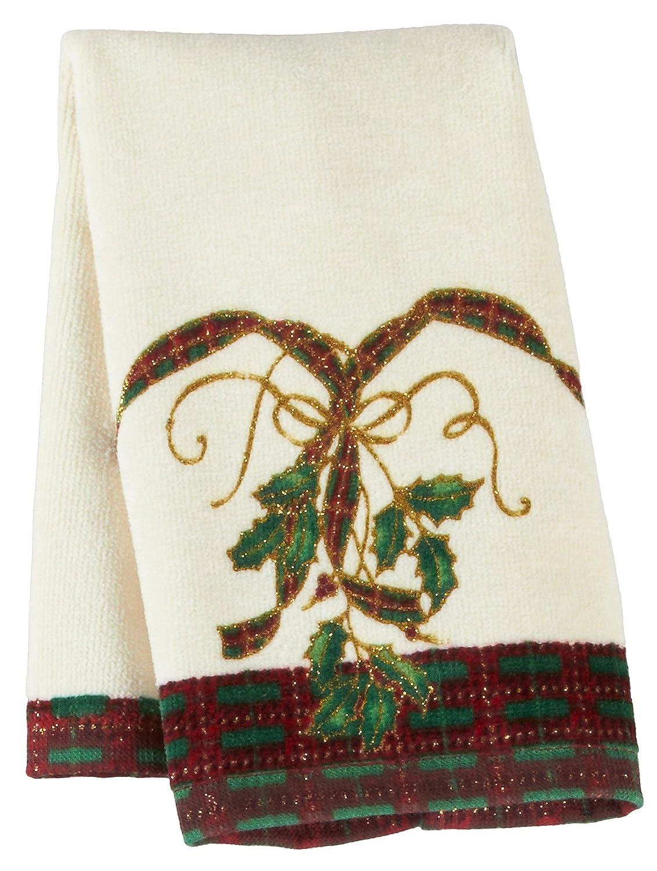 Amazon.com: Lenox Holiday Christmas Nouveau Christmas Fingertip ...