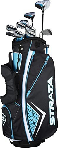 Callaway Women s Strata Plus Complete Golf Set 14-Piece, Right Hand