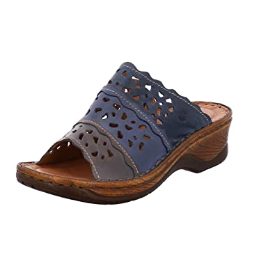 8c1f4a2950f9b Josef Seibel Women's Catalonia 60 Clogs: Amazon.co.uk: Shoes & Bags
