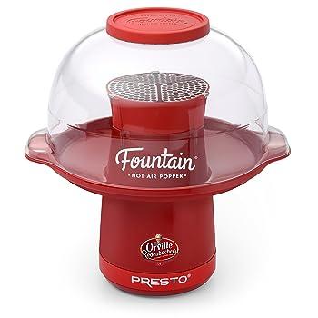 Presto 04868 Orville Redenbacher's Fountain Hot Air Popper