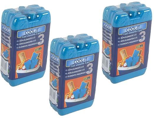 Sets de bajo nevera batería para la nevera portátil frío o: Amazon ...