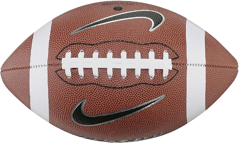 NIKE All Field 3.0Football brown/white/metallic 9