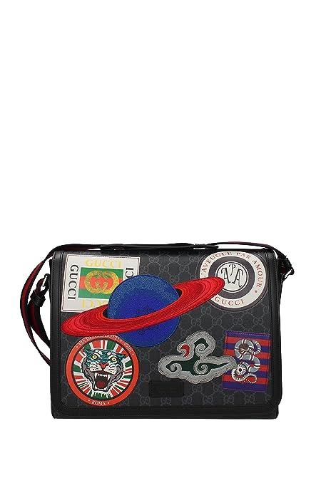 l'ultimo 68eeb 45cf8 Gucci Borse a Tracolla Uomo - Tessuto (4741389F23N): Amazon ...