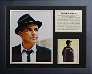 Legends Never Die'Frank Sinatra' Framed Photo Collage, 11 x 14-Inch
