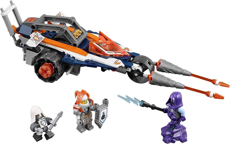 DISCO - 70348 LEGO Nexo Knights Lance\'s Twin Jouster