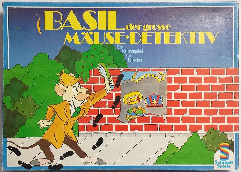 Basil der grosse Mäuse-Detektiv [Spielzeug]
