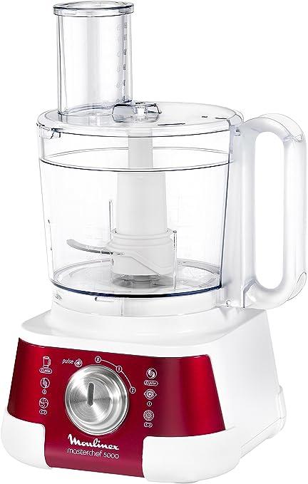 Moulinex Masterchef 5000 - Robot de Cocina con 8 Accesorios ...